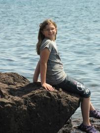 Anne Schobel<br />Lake Superior<br />2012