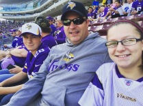 Vikings game